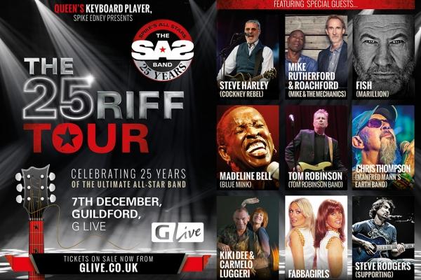 SAS Guidford show Dec 7th