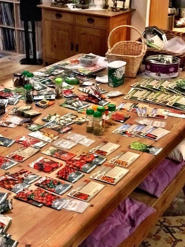 Gardeners Almanac Part 1