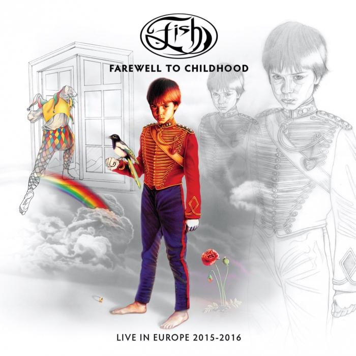 Farewell To Childhood CD/DVD