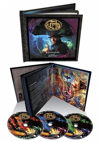 Raingods With Zippos - The Remasters: Deluxe Edition